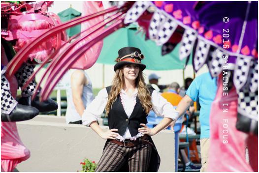Street Performer, NYS Fair