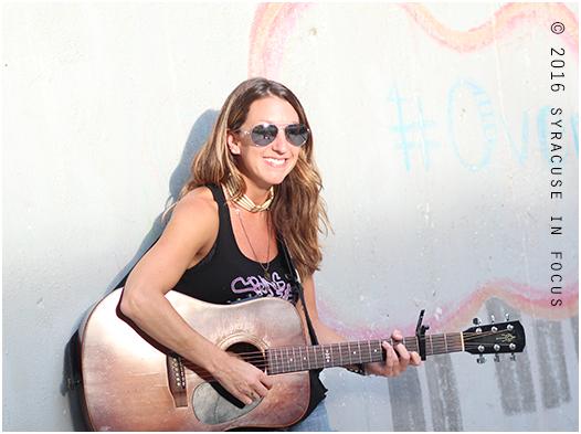 Jess Novak, rock star (Underpass Fest)