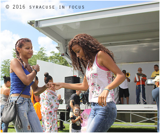 Multicultural Block Party, Skiddy Park