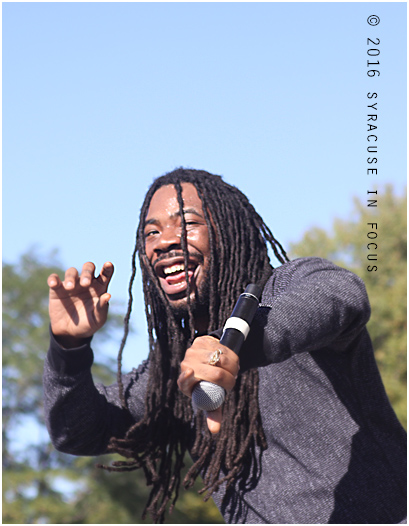 You can hear Big Baby Dram talk about his journey on the Rap Radar Podcast. He appeared in Syracuse last week.