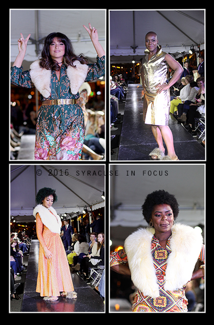 Vintage Love on the Runway for Syracuse Style.