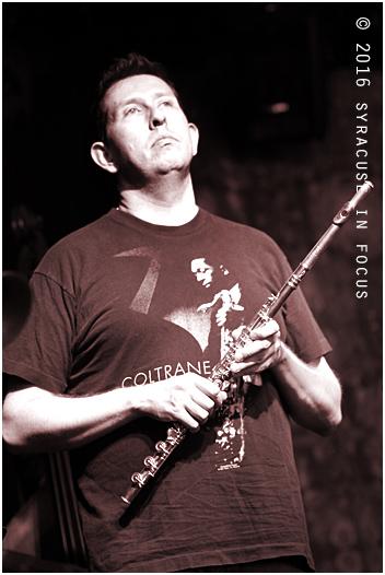 John J, flautist, educator (Jazz Jam, Funk-n-Waffles Downtown)