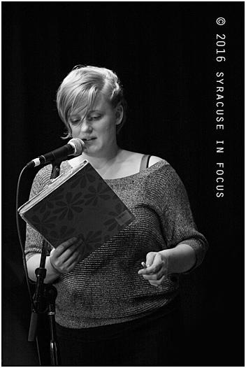 Melissa Gardiner, host,, Jazz Jam