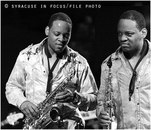 Jackiem Joyner will return to Syracuse for CNY Jazz's 21st Season.
