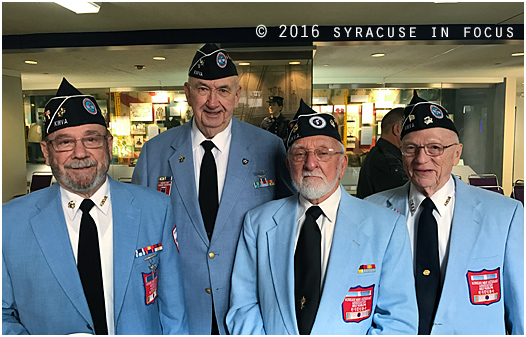 Korean War Veterans, Onondaga County War Memorial