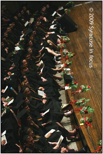Graduation, St. Joseph's School of Nursing