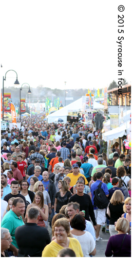 NYS Fair (Potential People Magnet)