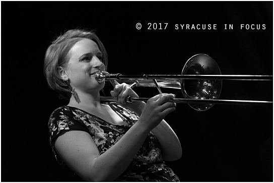 This is a great way to spend you lunch hour. Melissa Gardiner will be the headliner for today's Jazz at the Plaza (Lemoyne College)