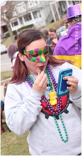 Fat Tuesday Mardi Gras Celebration (Euclid Ave)