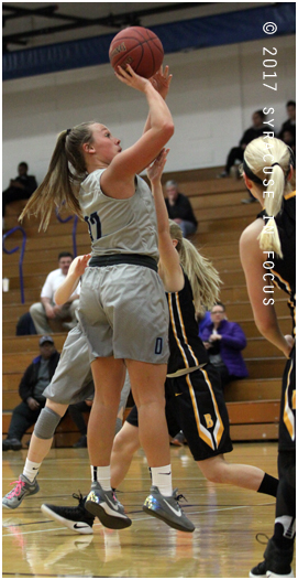OCC guard Morgan Deland