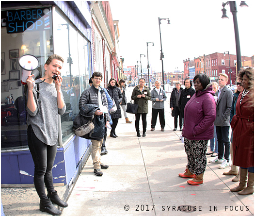 "During a tour of Northside recently we heard the neighborhood called both the ""Gateway to Many Nations""by a guide, and also  ""Little Italy"" by one of the longtime shop owners."