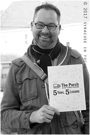 Nate Hommel, urban designer