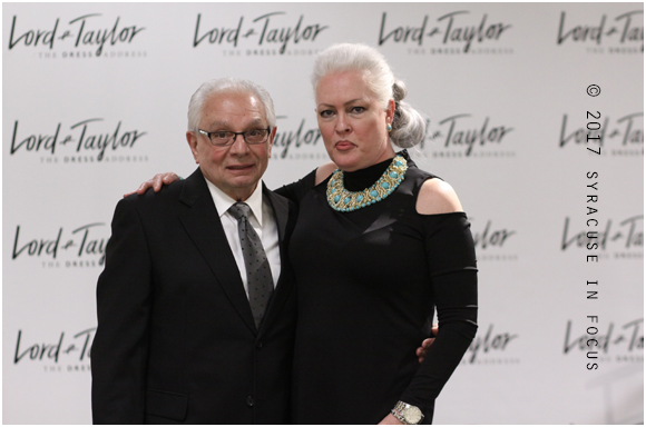 Jim and Jules, stylish stylists from Lord & Taylor
