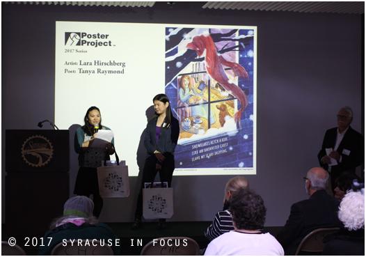 Lara Hirschberg and Tanya Raymond