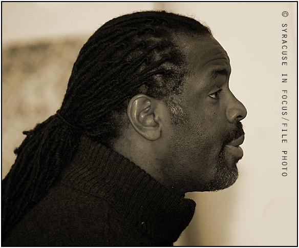 Byron Hurt, filmmaker (circa 2008)