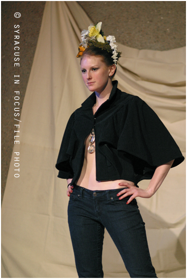 Newhouse School of Public Communications: Freedom of Expression Fashion show (circa 2008)