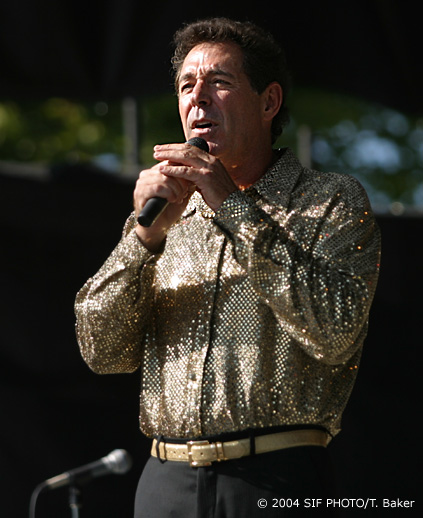 Barry Williams aka Greg Brady at the New York State Fair