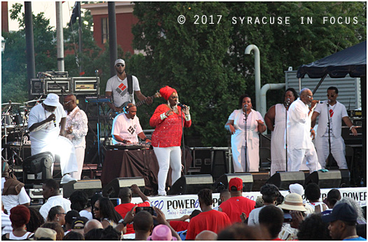 Loose Ends-Featuring Jane Eugene plays the Syracuse Juneteenth Celebration