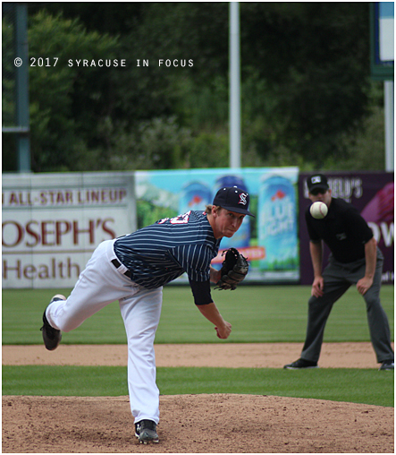 Chiefs right handed pitcher Erick Fedde (aka Fedde Whip) was promoted to the Nationals this week.